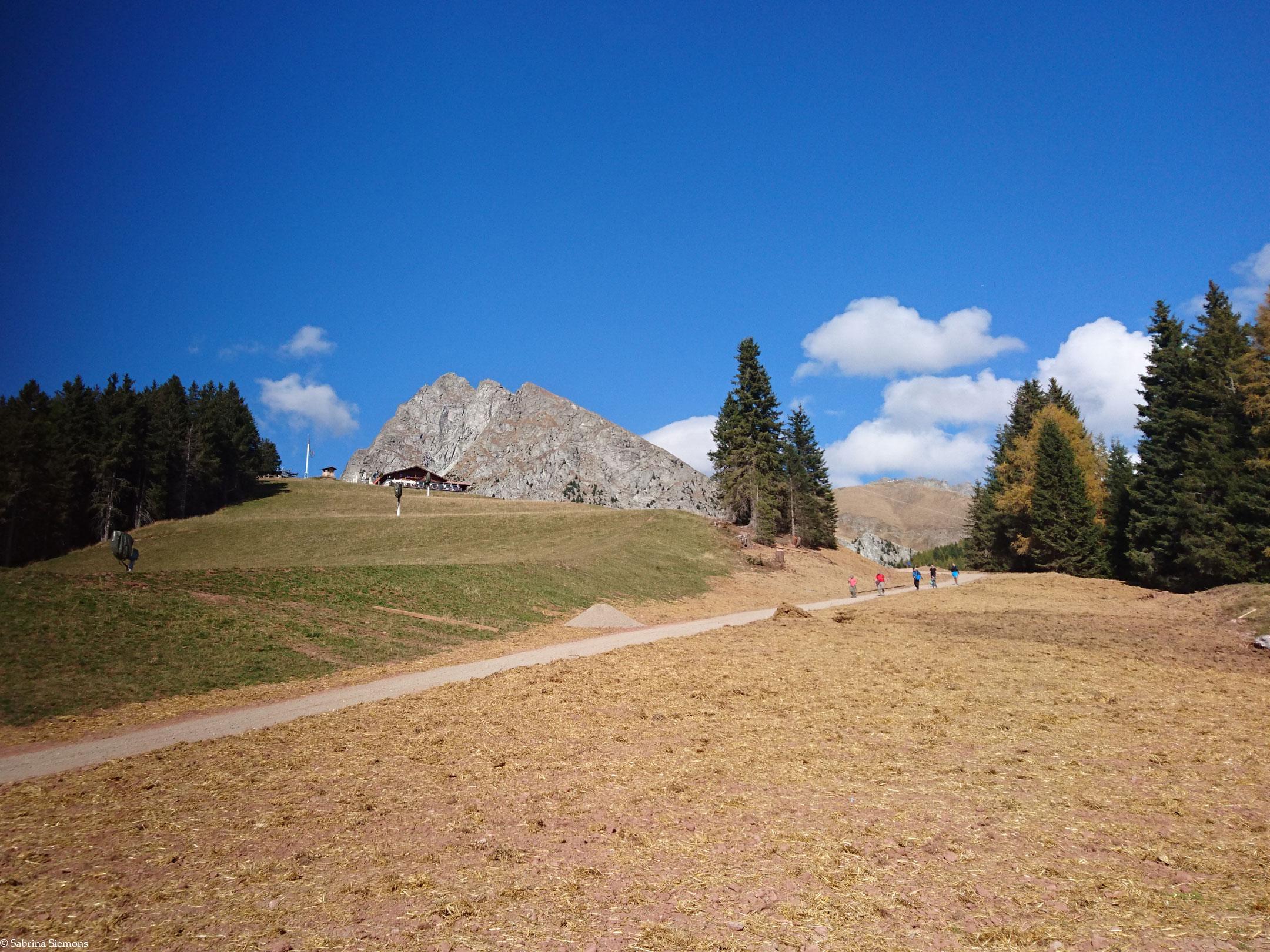 Tour in sedia a rotelle-Meraner-Huette-Aussicht-Piffing
