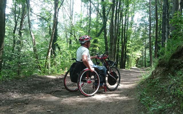 Wheelchair_Tours_Rollstuhl_Handbike_Ausstattung_Vahrner_See_Radlausflug