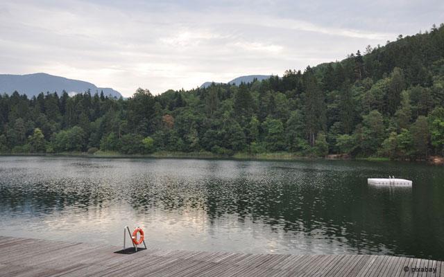 Wheelchair-Tours-Wheelchair-Hiking-Unterland-Suedtirol-AltoAdige-Montiggler-See-Steg-Adobe-Lizens