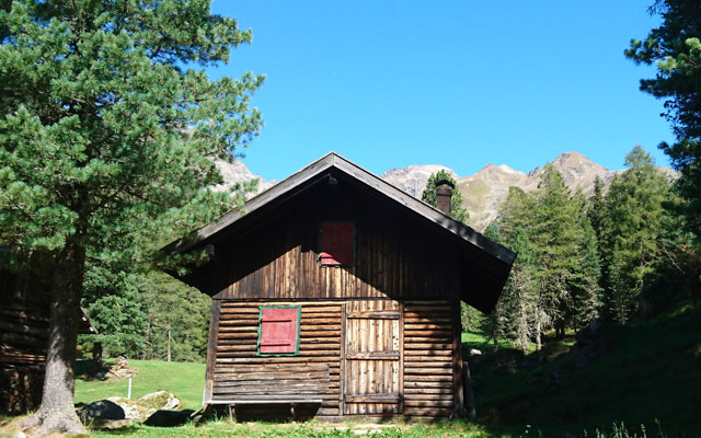 Tour in sedia a rotelle-Pustertal-Muehlbachtal-Heuschober