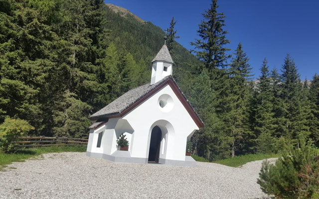 Tour in sedia a rotelle-Pustertal-Muehlbachtal-Kirchl-am-Gasthaus