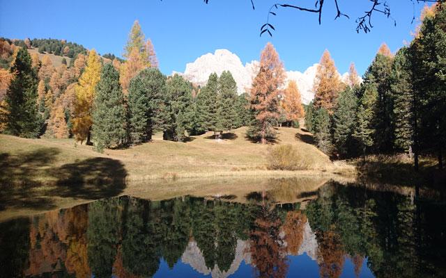 Lago di Blej