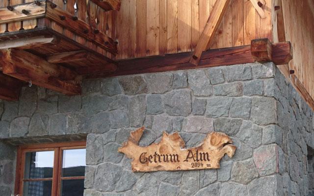 Getrumalm