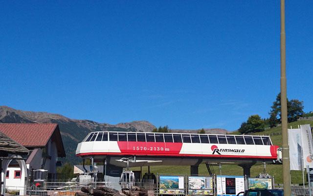 Reinswald valley station
