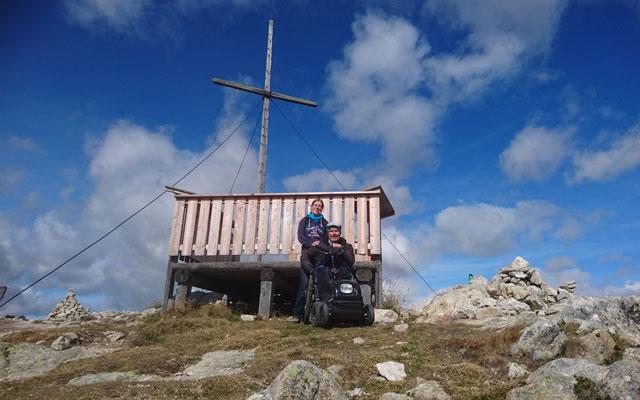 Wheelchair_Tours_Hike_Rollchair_Spingeralm_Jochtal_Outlook_Platform_Steinermandl